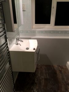 Bathroom design for home by Flawless, Cambridgeshire