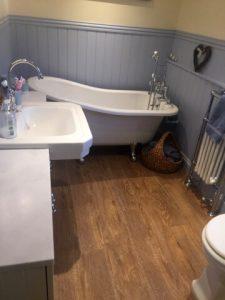 Small bathroom ideas - Flawless Kitchen & Bathrooms