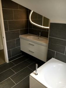 Bathroom fitters in cambridgeshire - modern bathrooms