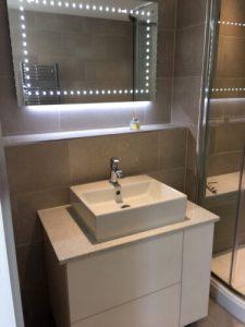 Modern bathroom ideas by Flawless Kitchen & Bathrooms