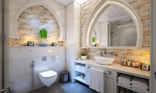 Flawless bathroom - header photo